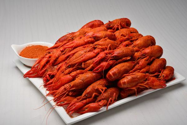 美国辣粉虾